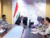بالصور.. العبادى: تهجير وتهديد للمواطنين بالقوة للمشاركة باستفتاء كردستان