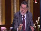 ثروت الخرباوى: الحكم بحبس خالد على يحرمه من الترشح للرئاسة إذا أصبح نهائياً