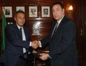 بنك مصر يوقع بروتوكول تعاون مع نقابة صيادلة مصر لدعم نشاط تجارة الأدوية