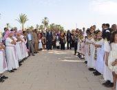 بالفيديو والصور.. محافظة قنا تحتفل باليوم العالمى للسياحة بمعبد دندرة