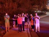 كاليفورنيا تحظر التجمعات العامة لمكافحة انتشار كورونا