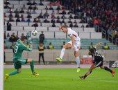 شاهد.. روما يحصد أول 3 نقاط فى دورى أبطال أوروبا من أذربيجان