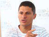 """عمرو منسي يوجه الشكر لـ""""أون سبورت"""" لرعايتها بطولة الجونة للاشكواش"""