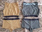 بالصور.. انتقادات وسخرية من الملابس الداخلية لمجندات الجيش الأوكرانى