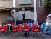 """تحقيقات النيابة فى حادث استهداف مقهى العياط: """"القتيل تلقى طلقة نارية"""""""