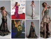 """أحدث كولكشن """"سواريه"""" لمصممة الأزياء أميرة الجوهرى"""