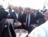 وزير الزراعة: مهرجان النخلة الكريمة يجذب الاستثمار والترويج للتمور المصرية