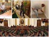 فى أول يوم مجلس.. برلمانيون يطالبون الحكومة بالإبداع والتفكير خارج الصندوق