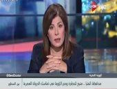 """أمانى الخياط تكشف طبيعة التحركات الإقليمية الأخيرة وسر عبارة """"مصر أم الدنيا"""""""