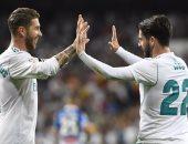بالفيديو.. إيسكو يضيف هدف ريال مدريد الثانى أمام إسبانيول