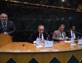 بدء الدورة التدريبية لصحفيى الصحف القومية بحضور كرم جبر وعبدالمحسن سلامة