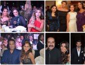 نجوم الفن والإعلام فى حفل توزيع جوائز مهرجان الفضائيات العربية