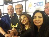 حفل توزيع جوائز مهرجان الفضائيات العربية على نايل لايف الجمعة