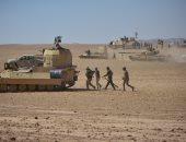 القوات العراقية تقتل انتحاريا يرتدى حزاما ناسفا شمالى العاصمة بغداد