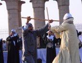 مركز للفنون بصعيد مصر يحول رياضة قتالية إلى رقصة فنية