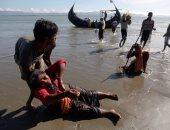 مصرع 4 أشخاص فى غرق قارب لمسلمى الروهينجا ببنجلاديش