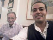 """بهاء طاهر لـ""""اليوم السابع"""":""""أنا بصحة جيدة.. وبطلت أتكلم فى السياسة"""""""