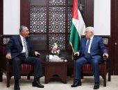 أبو مازن يستقبل رئيس المخابرات المصرية خالد فوزى لبحث المصالحة الفلسطينية