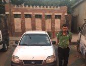 القبض على سائق سرق سائحة صينية بالإكراه بالخليفة