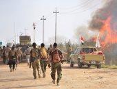 """تفجير 36 عبوة ناسفة من مخلفات """"داعش"""" غرب الرمادى العراقية"""