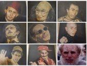 شاهد.. 8 صور مختلفة للفنان محمد صبحى من عدة أعمال