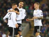 التشكيل الرسمى لمواجهة ألمانيا وإسبانيا استعدادا لكأس العالم