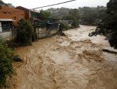 مقتل شخص وتضرر 28 ألفا بسبب الأمطار الغزيرة جنوبى الصين