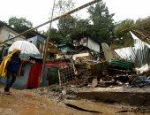 مقتل 11 شخصا وفقدان 15 آخرين بسبب الأمطار الغزيرة فى تشيلى