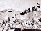 """""""عيش نصر أكتوبر"""".. 14 ألف جندى على الضفة الشرقية للقناة ورفع العلم المصرى"""