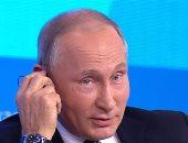 بالصور.. بوتين: روسيا سترد بالمثل حال انسحاب أمريكا من معاهدة الصواريخ النووية