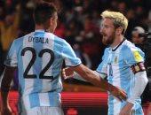 ميسي وديبالا يقودان الأرجنتين ضد تشيلي بكوبا أمريكا
