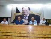 بالصور.. محافظ مطروح: متابعة أعمال حصر المبانى والأراضى بمشروع غرب مصر