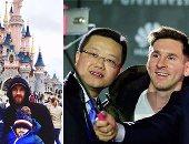 """الصين تنافس """"ديزنى"""" بـ""""ميسى لاند"""".. افتتاح أسطورى فى حضور نجم الأرجنتين 2020.. توقعات بـ170 مليون يورو استثمارات فى المدينة الترفيهية.. الزيارات تقدر بـ4 ملايين سائح.. ومدير المشروع: نهدف لتكريم عظماء كرة القدم"""
