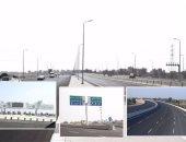 """مصادر: الرئيس يفتتح طريق شبرا - بنها الحر وقطاع بـ""""الإقليمى"""" الأسبوع المقبل"""