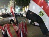 شاهد.. شاعر إماراتى يهدى قصيدة للمصريين: مصر أهل الكرم والطيبة