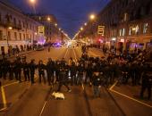 آلاف يشاركون في مسيرة مناهضة للكرملين بشرق روسيا قبل الانتخابات المحلية