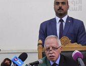 """تأجيل إعادة محاكمة """"بديع"""" وآخرين بـ""""أحداث مسجد الاستقامة"""" لـ 3 نوفمبر"""