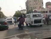 غلق عرضى لشارع الأهرام وتقاطعه مع شارع قرة بن شريك لمدة 3 أيام