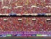 """""""برج العرب"""" مُلتقى سعادة المصريين الكروية"""
