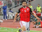 أحمد حجازى يحتفل بمرور 3 سنوات على تأهل المنتخب المصرى لمونديال روسيا
