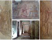 """رئيس """"آثار مصر العليا"""" لبرنامج """"التاسعة"""":الملوك المؤسسون لمصر القديمة كانوا من سوهاج"""