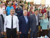 بالصور.. تعليم الشرقية ونواب البرلمان يحتفلون بانتصارات أكتوبر