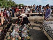بالصور.. مصرع 12 شخصا وفقدان العشرات فى غرق مركب للروهينجا ببنجلادش