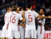 التشكيل المتوقع لمباراة كرواتيا ضد إسبانيا فى دورى الأمم الأوروبية
