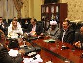 """""""إسكان البرلمان"""" تطالب الوزارة بحصر جميع مشروعات الصرف المتوقفة (صور)"""