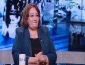 """بالفيديو..تهانى الجبالى: يجب حل جميع الأحزاب الدينية بما فيها """"النور"""" ومصر القوية"""