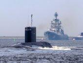 غواصة روسية صغيرة غير نووية للضفادع البشرية