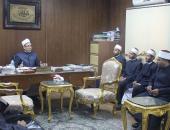 """أمين """"البحوث الإسلامية"""" لشباب الوعاظ: التلاحم المجتمعى أساس النجاح"""
