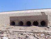 بالصور.. محافظ جنوب سيناء: دراسة للاستفادة من السيول لتوفير المياه