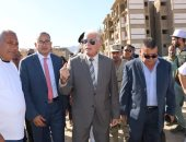 محافظ جنوب سيناء يعقد الإجتماع الدورى لمتابعة مشروعات الخطة الإستثمارية
